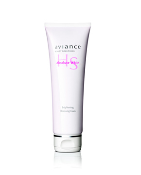 Aviance Absolute White HS Brightening Cleansing Foam