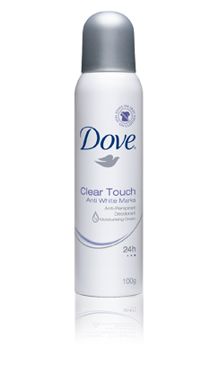 Dove Clear Touch Deodorant