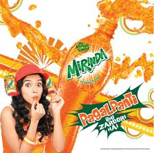 mirinda drink by pepsico launch of Mirinda is owned by pepsico and  craving the mirinda drinks and will do anything to obtain a mirinda drink  also in this same country mirinda launch a .