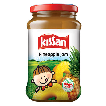 Kissan Pipeapple Jam
