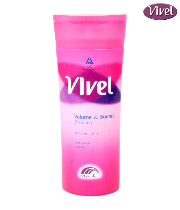 Vivel Volume & Bounce Shampoo