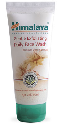Himalaya Gentle Exfoliating Daily Face Wash